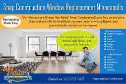 Snap Construction Window Replacement Minneapolis