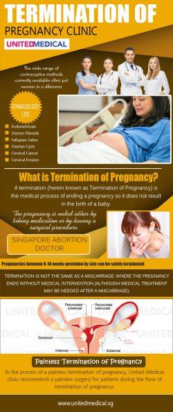 Termination of Pregnancy Clinic | 6569096236 | unitedmedical.sg
