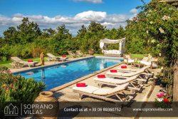 Villa Siena Apartments | sopranovillas.com