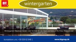 Wintergarten | btgroup.de