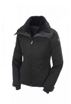 Canada Goose For Women's Camp Hooded Brown canada-goosejacketsoutlet.net