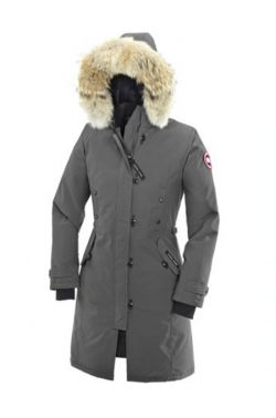 Canada Goose for Women's Goose Dawson Parka Red canadagooseoutletonline.net