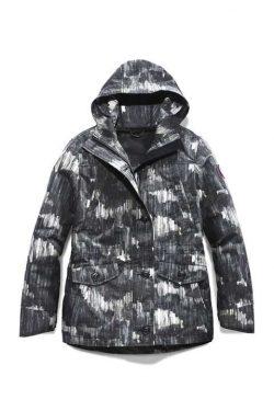 Women HyBridge Lite Coat Black/Slate canadagooseparka.net