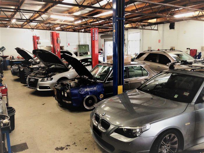 BMW Service Hawthorn