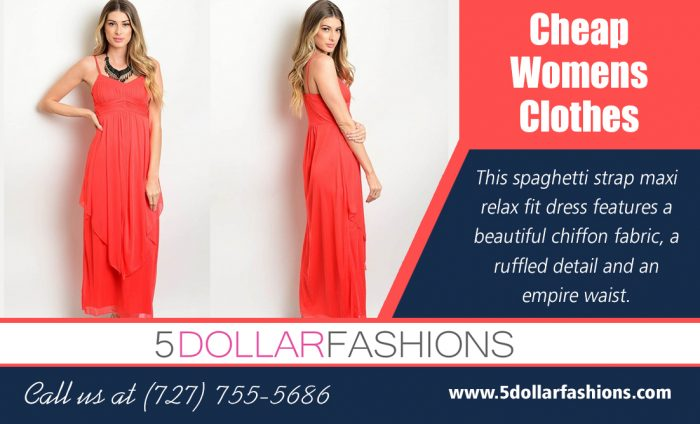 Cheap Womens Clothes|https://5dollarfashions.com