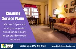 Cleaning Service Plano|http://www.detailedhomecleaning.com/