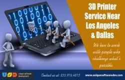 3D Printer Service Near Los Angeles & Dallas