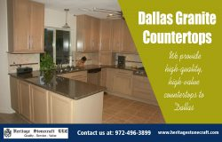 Dallas Granite Countertops|https://heritagestonecraft.com/