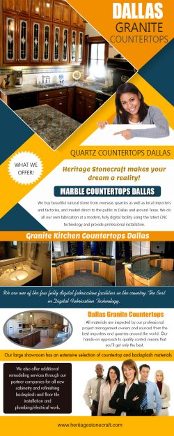 Granite Slabs Dallas|https://heritagestonecraft.com/