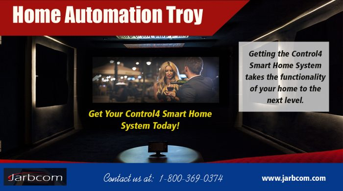 Home Automation Troy