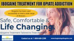 Ibogaine Treatment For Opiate Addiction|https://beginningsibogaine.com/