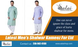 Latest Men's Shalwar Kameez For Eid | salaishop.com