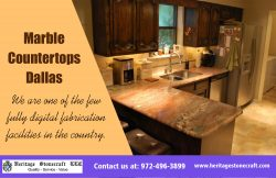 Marble Countertops Dallas|https://heritagestonecraft.com/