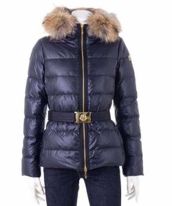 Moncler Top Quality Down Jackets For Men Multi Zip Style Coffee monclerdownjacket.net