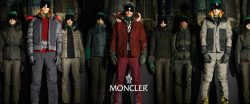 Moncler Down Jacket Women Belt Jacket Blue Sale monclerjacketssale.com