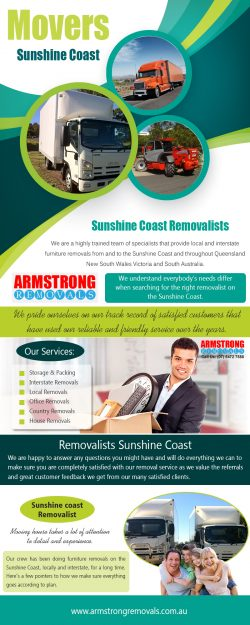 Movers Sunshine | armstrongremovals.com.au