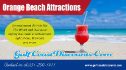 Orange Beach Attractions