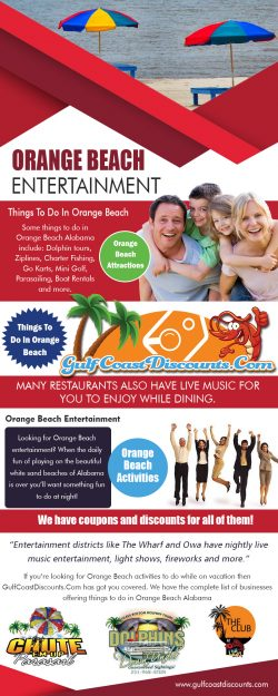 Orange Beach Entertainment