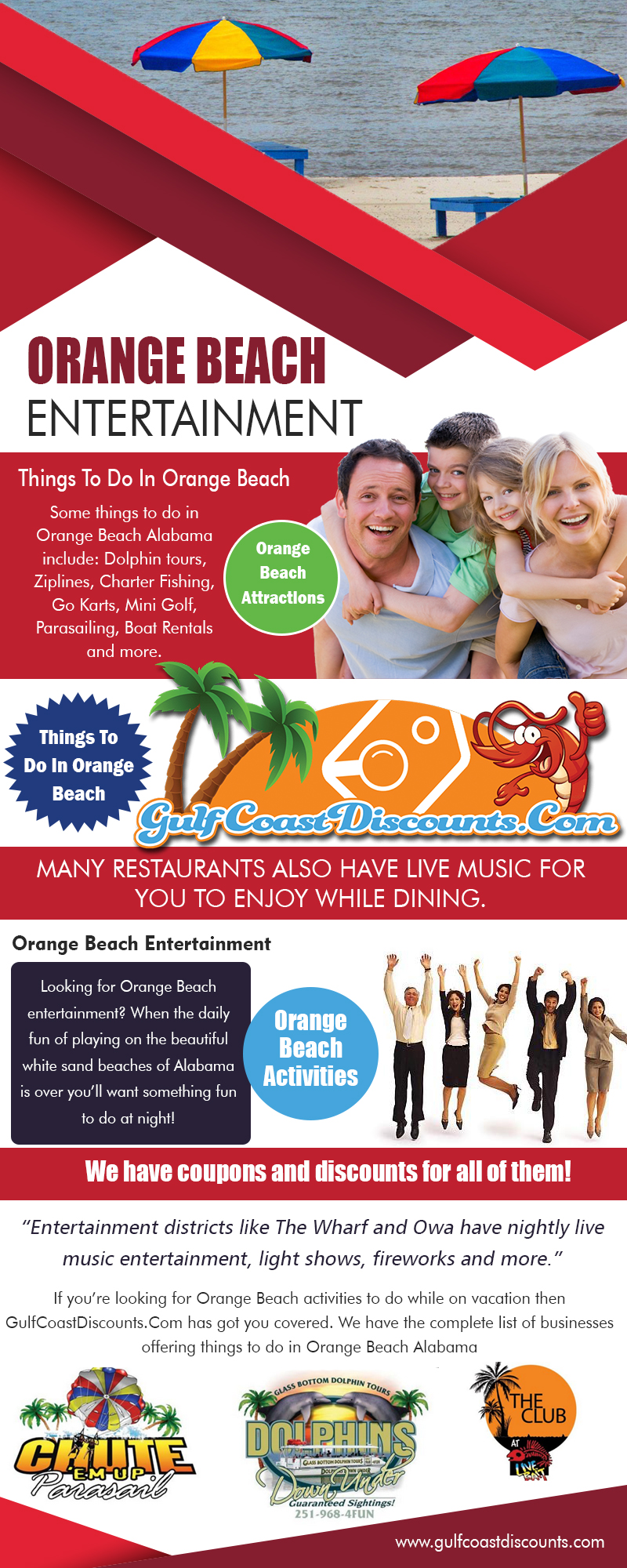 Orange Beach Entertainment