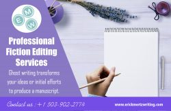 Professional Fiction Editing Services | erickmertzwriting.com