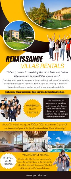 Renaissance Villas Rentals