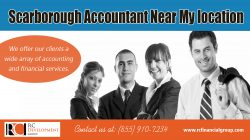 Scarborough Accountant Near My location