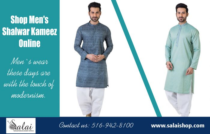 Shop Men's Shalwar Kameez Online | salaishop.com
