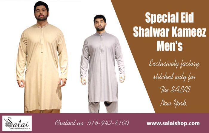 Special Eid Shalwar Kameez Men's | salaishop.com