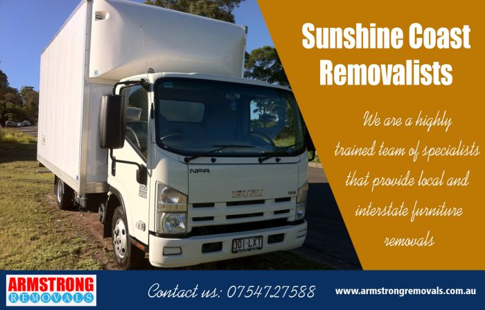 Sunshine Coast Removalists | armstrongremovals.com.au