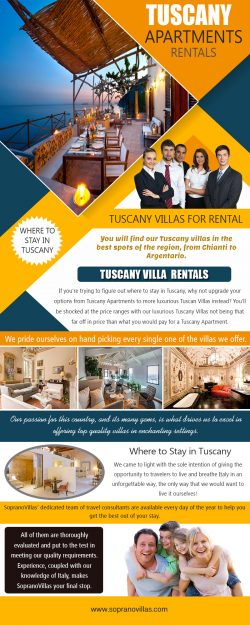 Tuscany Apartments Rentals