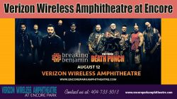 Verizon Wireless Amphitheatre Alpharetta