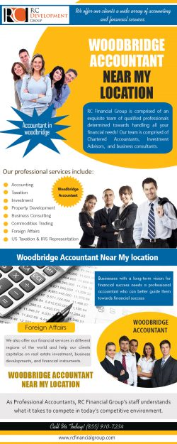 Woodbridge Accountant Near My location