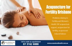 Acupuncture For Fertility Brisbane