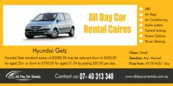 All Day Car rental Cairns | alldaycarrentals.com.au