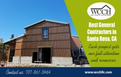 Best General Contractors in Santa Rosa CA | 707 861 0464 | wcchllc.com