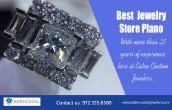 Best Jewelry Store Plano | 972 335 6500 | eatoncustomjewelers.com