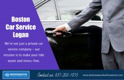 Boston Car Service Logan
