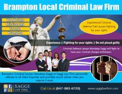 Brampton Local Criminal Law Firm