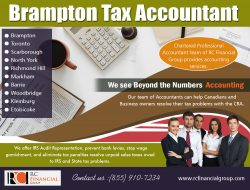 Brampton tax accountant