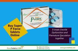 Buy Super P Force tablets Online | puretablets.com