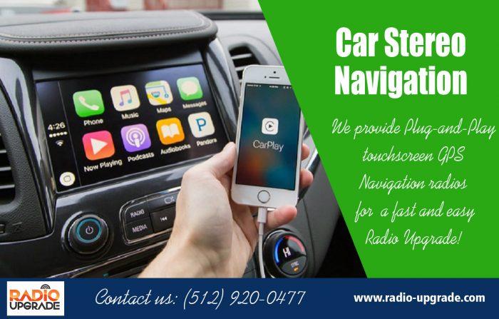 Car Stereo Navigation|https://radio-upgrade.com/