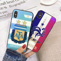 ORIGINAL アルゼンチン フランス iPhoneXカバー 可愛い iphone7plus ジャケットケース 頑丈 アイフォン ...