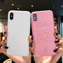 Air Jordan iphoneX plusケース かっこいい アイフォン6sカバー iPhone8/7 plus ジャケットケース エア ...