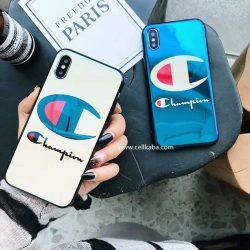 iPhoneXケース チャンピオン おしゃれ Champion iPhone8 iPhone8plusケース シンプル 個性 iPhone7/7pl ...