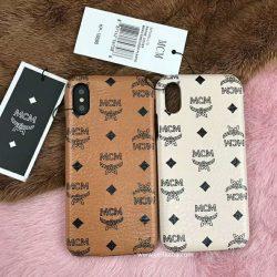 韓流 ブランド MCM iphone8/7 ケース エムシーエム 男女向け iphone6s plusカバー ファション