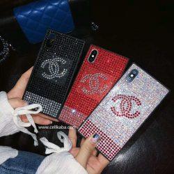 シャネル iPhoneXケース ブランド chanel アイフォン8カバー スクエア型 おしゃれ iphone7plusカバー  ...