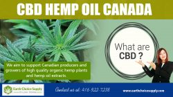 CBD Hemp Oil Canada