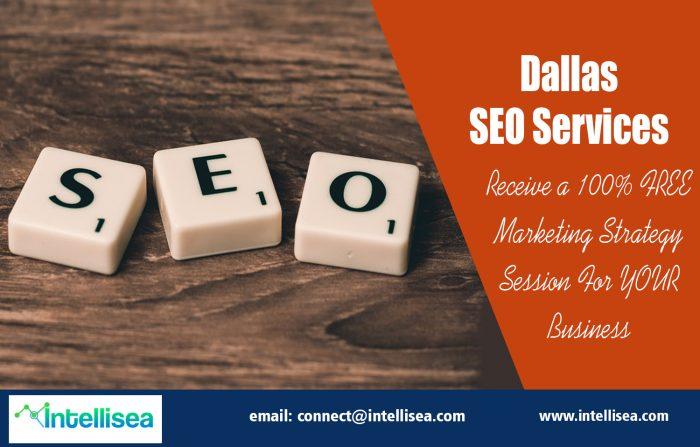 Dallas SEO Services | intellisea.com