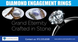 Diamond Engagement Rings | 972 335 6500 | eatoncustomjewelers.com