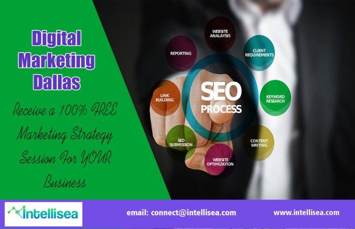 Digital Marketing Dallas   intellisea.com